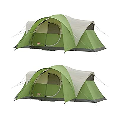 Coleman Tent for Camping | Elite Montana Tent with Easy Setup