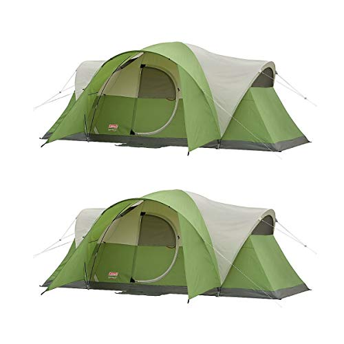 Coleman Tent for Camping | Montana Tent with Easy Setup 6