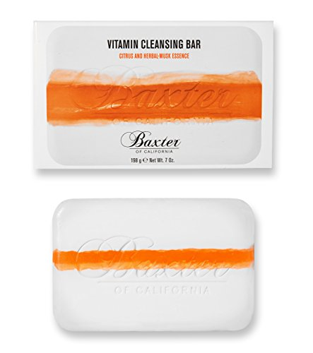 Baxter of California Vitamin Cleansing Bar,7 oz