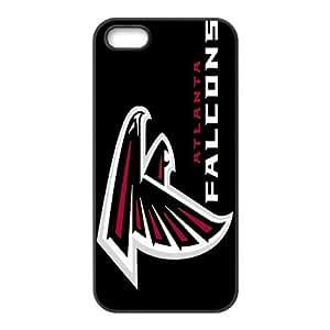 Custom Atlanta Falcons Back Cover Case for iphone 6 plus JN6 plus1673