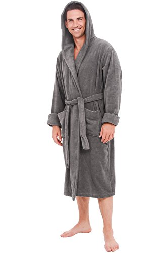 Alexander Del Rossa Turkish Bathrobe