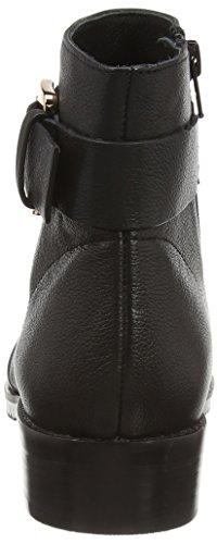 Belmondo 70330901 - botas chukka de cuero mujer negro - negro