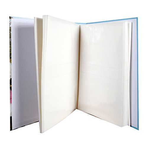 also available in beige and Green in Blue Teddy Bear Photo Album 200/Photos 10/x 15/cm Size: 17.9x25.7/cm Printed Paper