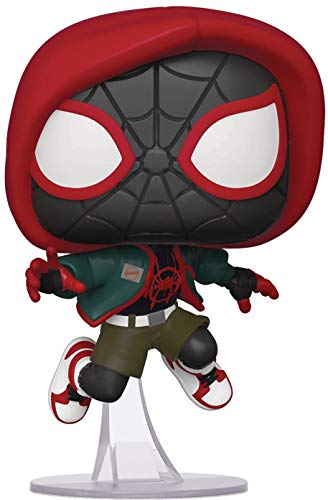 Funko pop Marvel Animated Spider-Man - Miles (Exc)
