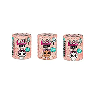 L.O.L. Surprise! Lils with Lil Pets or Sisters (3 Pack), Multicolor