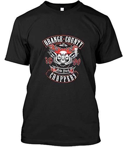 - popularshop Orange County Choppers Comfort Soft Short Sleeve Shirt OXZLSGMF