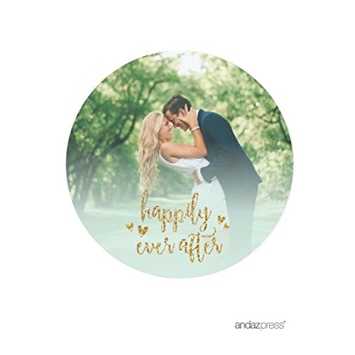 personalized round stickers - 8