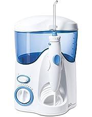 Waterpik WP100W Ultra Dental Water Flosser - 6 Unique Tips, Advanced Pressure Control System, 10 Pressure Settings, 5-90 psi