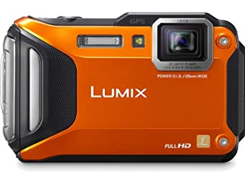 Amazon.com: Panasonic Lumix DMC-TS5 16.1 MP rígida cámara ...