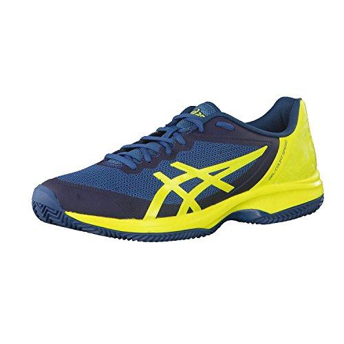 Vif turquoise Speed jaune Gel Clair De court Para Tenis Zapatillas Clay Foncã Asics Bleu Hombre q7OExSw