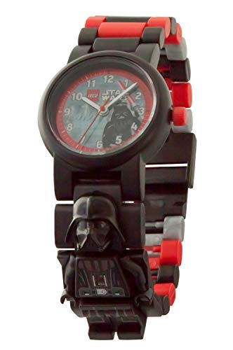ClicTime Chinese-Automatic Watch with Plastic Strap, Black, 18 (Model: 8021018)
