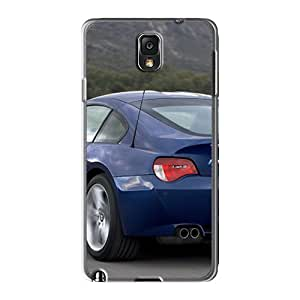 Hard Plastic Galaxy Note3 Cases Back Covers,hot Bmw Z4 M Coupe Rear Angle Cases At Perfect Customized