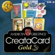 Amazon american greetings creatacard gold 5 software american greetings creatacard gold 5 m4hsunfo