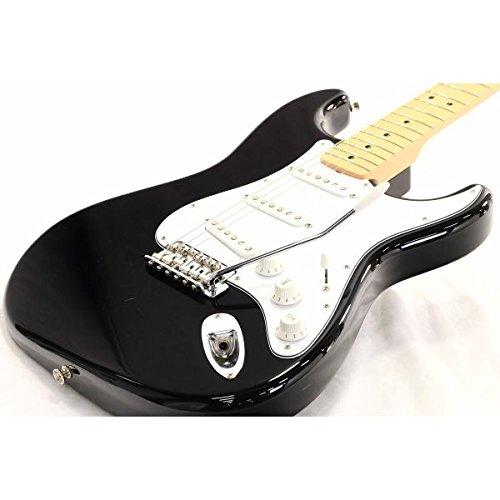 Fender Japan/Stratocaster ST-STD Black Maple (BLK/M) B07DT77VBJ