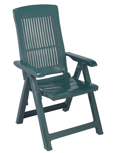 Fun Star Tampa Chaise pliante Vert
