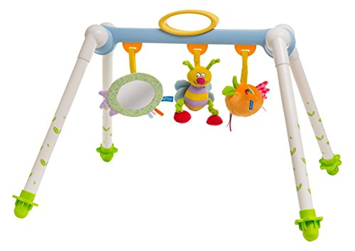 Taf Toys Juguete para Bebes Gimnasio Portátil