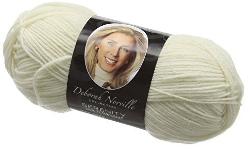 Deborah Norville Serenity Solid Sock Yarn-soft ()