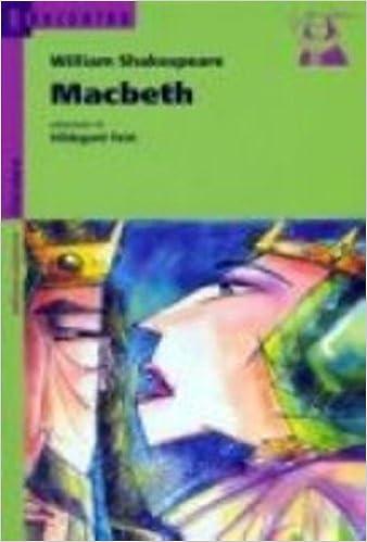 Book Macbeth Cole‹o Reencontro Literatura