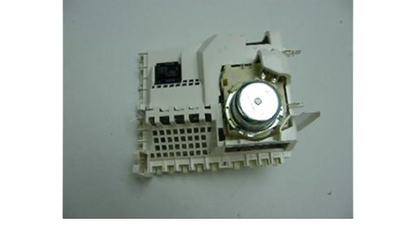 Temporizador: WM: Whirlpool AWO iMarkCase lavadora programador ...