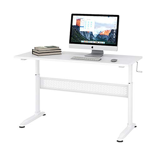 DEVAISE Height Adjustable Standing Desk, 55
