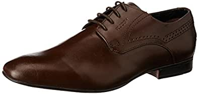 Ruosh Casual Men's Lace Up 42 EU Shoes, Brown