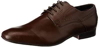 Ruosh Casual Men's Lace Up 41 EU Shoes, Brown