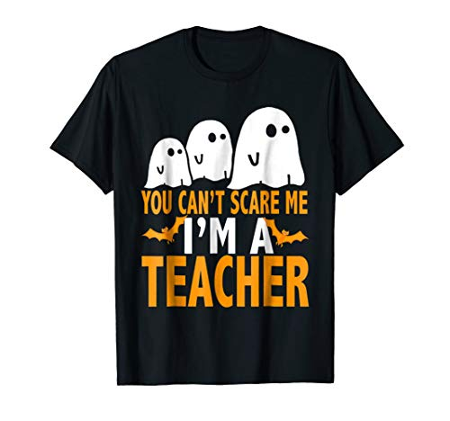 You Can't Scare Me I'm a Teacher -