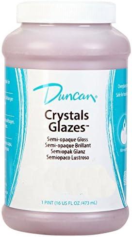 1 Pint Funfetti Duncan Crystal Glaze