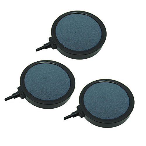 CNZ Bubble Disk Round Air Stone