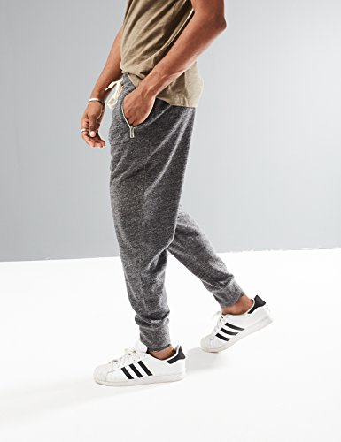 Rebel Canyon Young Men's Zip Pocket Seam Front Jogger Sweatpant
