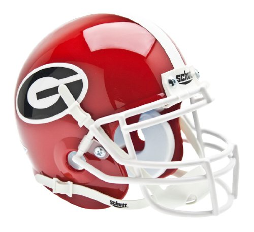 NCAA Georgia Collectible Mini Football Helmet