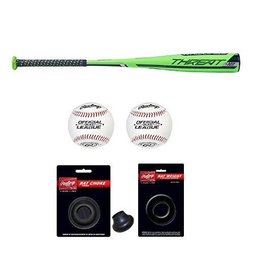 Rawlings 2019 Threat USA Youth Baseball Bat (31