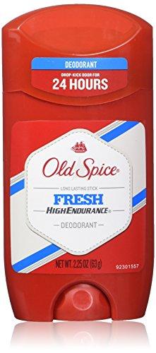 - Old Spice High Endurance Fresh Scent Men's Deodorant 2.25 OZ (Pack of 6)