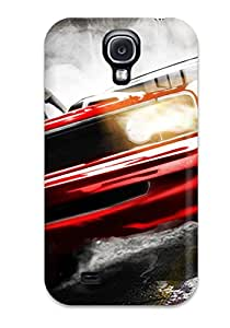 Excellent Galaxy S4 Case Tpu Cover Back Skin Protector Driver Parallel Lines 3