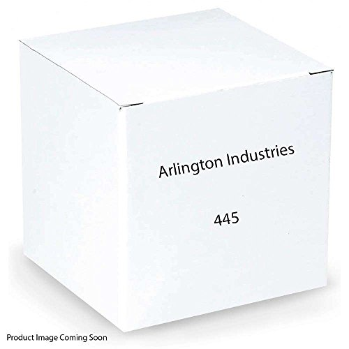Arlington 445 Plastic Insulated Bushing 2 Inch