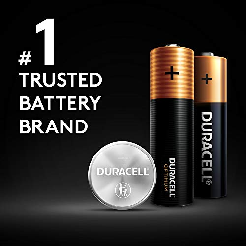 Duracell - 2025 3V Lithium Coin Battery - with bitter coating - 1 count