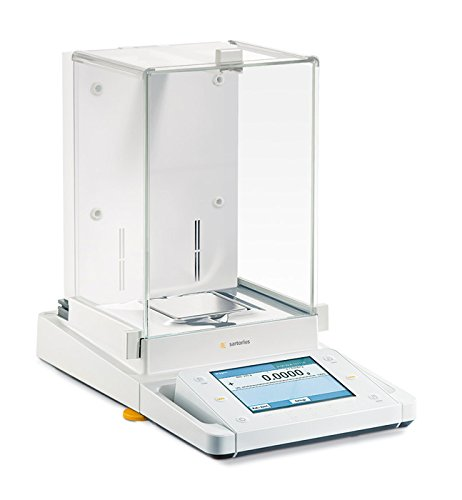 Integrated Ionizer Analytical Automatic Motorized Doors Automatic Motorized Leveling Sartorius Corporation MSA324S100DI Cubis Balance 320 g x 0.01 mg isoCAL