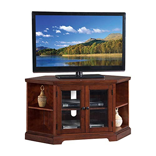 46 in. Westwood Corner TV Stand with Bookcases