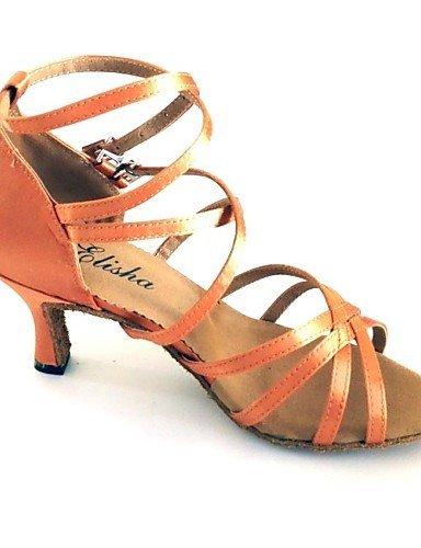 Räätälöity Shangyi Kaksinkertainen Sandaalit Kantapää Latin Musta Tanssikengät Enemmän Hihna Värejä Naisten 4OxaOwfqd