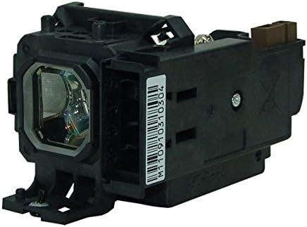 VT490 VT590 LVLP26 without housing for Canon LV 7250 Replacement projector bare bulb IPX VT85LP T695 projector VT491 VT580 LV 7260 LV 7265 ; NEC VT480 VT595