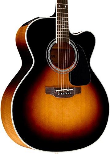 (Takamine Pro Series 6 Jumbo Cutaway Acoustic-Electric Guitar Sunburst)