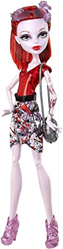 Monster High Boo York, Boo York Frightseers Operetta Doll -