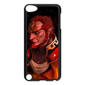 iPod Touch 5 Case Black The Legend of Zelda The Wind Waker Ganondorf 010 GY9219731