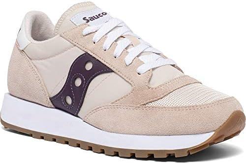 Saucony Jazz Original Vitnage, Sneaker Basse da Donna, (Vin Rose Clair), 40.5 EU