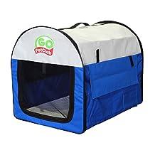 Go Pet Club CK-18 Foldable Pet Crate