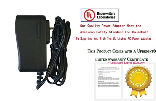 12V AC Adapter Power Supply For AT&T 3A-153WU12 LINEAR-SWITCHING - Non Retail Packaging - Black