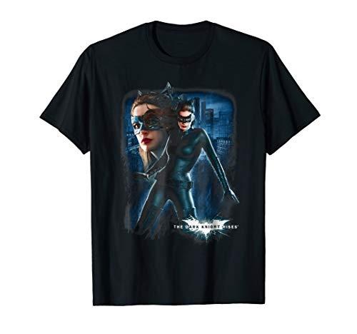 Batman Dark Knight Rises Catwoman T Shirt