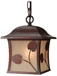 Hardware House H10 3527 Madison Outdoor Fixture Hanging Light Royal Bronze