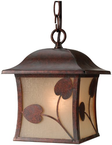 - Hardware House H10-3527 Madison Outdoor Fixture Hanging Light, Royal Bronze
