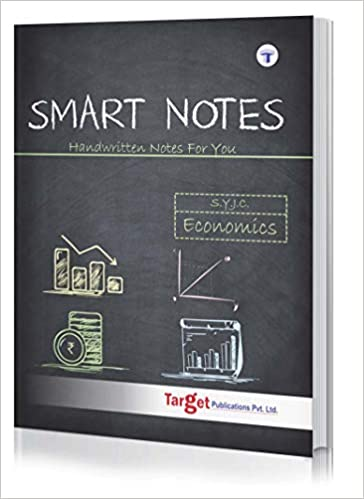 Std 12th Economics Smart Notes, Commerce and Arts